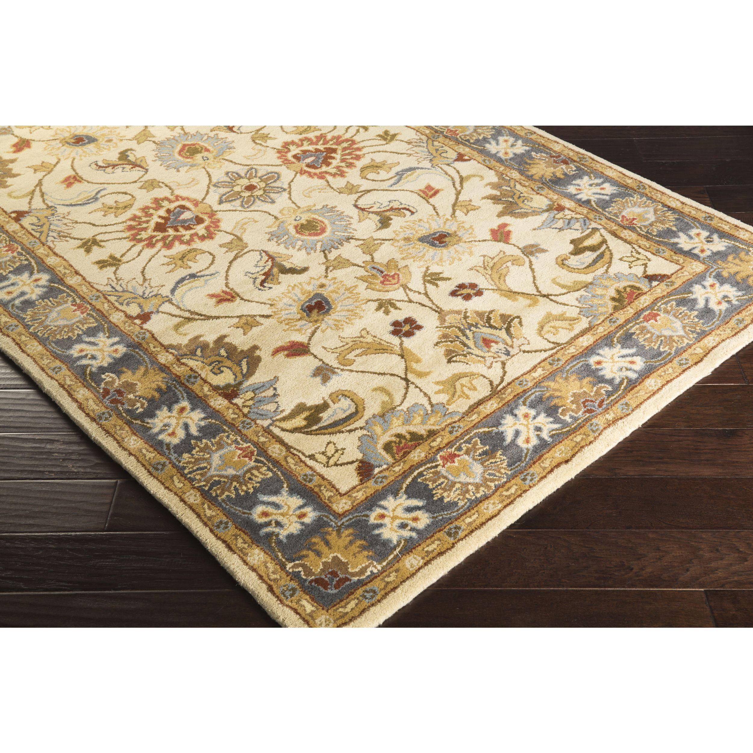 Bring Luxury To Your Home With This Traditional Area Rug