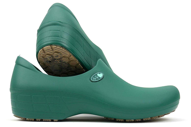 Sticky Shoes Women's Cute Nursing Shoes Waterproof Slip