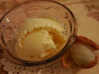 Resep Leci Ice Cream