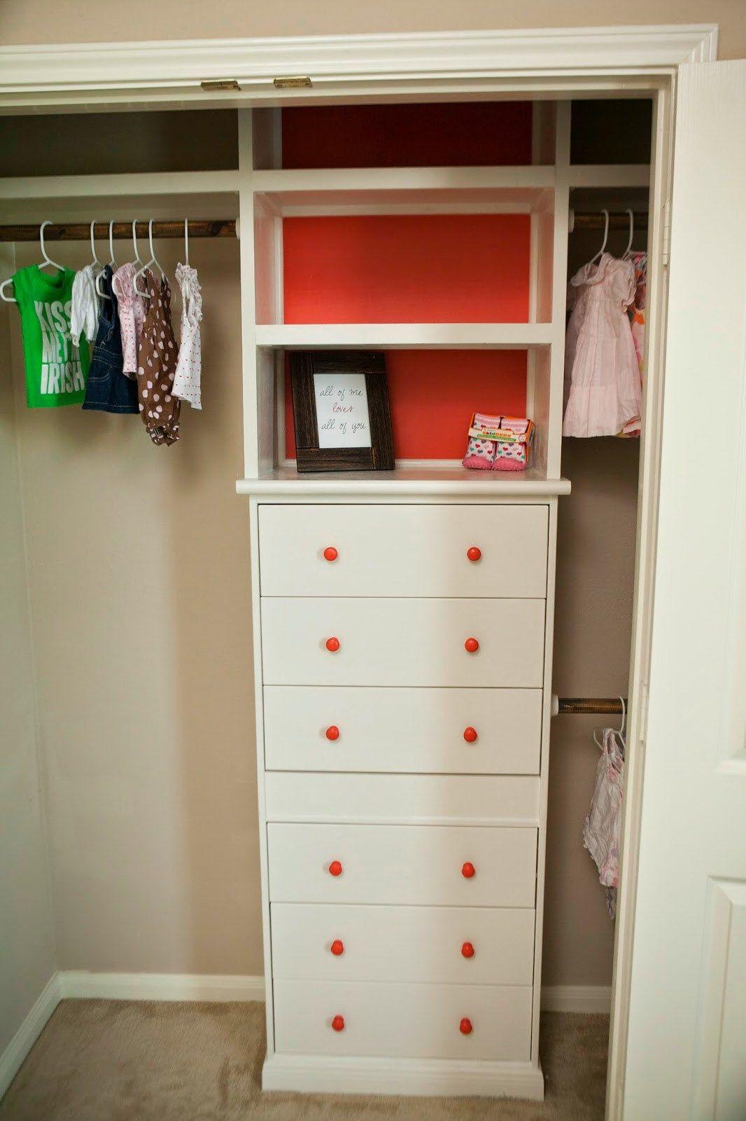 Ikea Rast Hacks 50 Of The Best Diy Closet Built Ins Custom Organization Makeover Nightstand Bedside Table