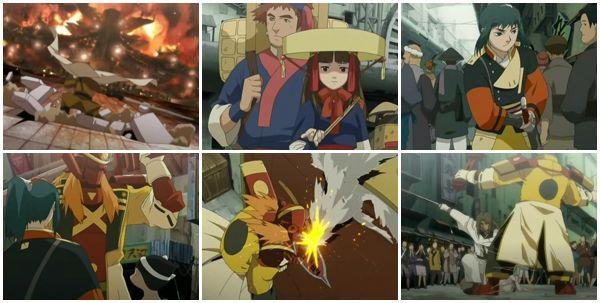 Samurai 7 Anime Characters : Silent divergence anime group: samurai 7 anime!! pinterest