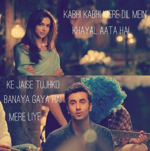 Absolutely Completely In Luuuuuuuuuuv With This Pic Movie Quotes Famous Love Quotes Bollywood Quotes