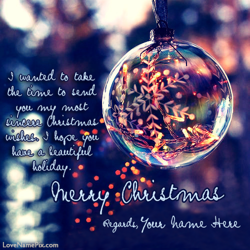Write any name on beautiful merry christmas greeting cards image and write any name on beautiful merry christmas greeting cards image and made some ones or your christmas more special by using these unique name christmas m4hsunfo