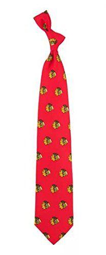 Chicago Blackhawks Neckties