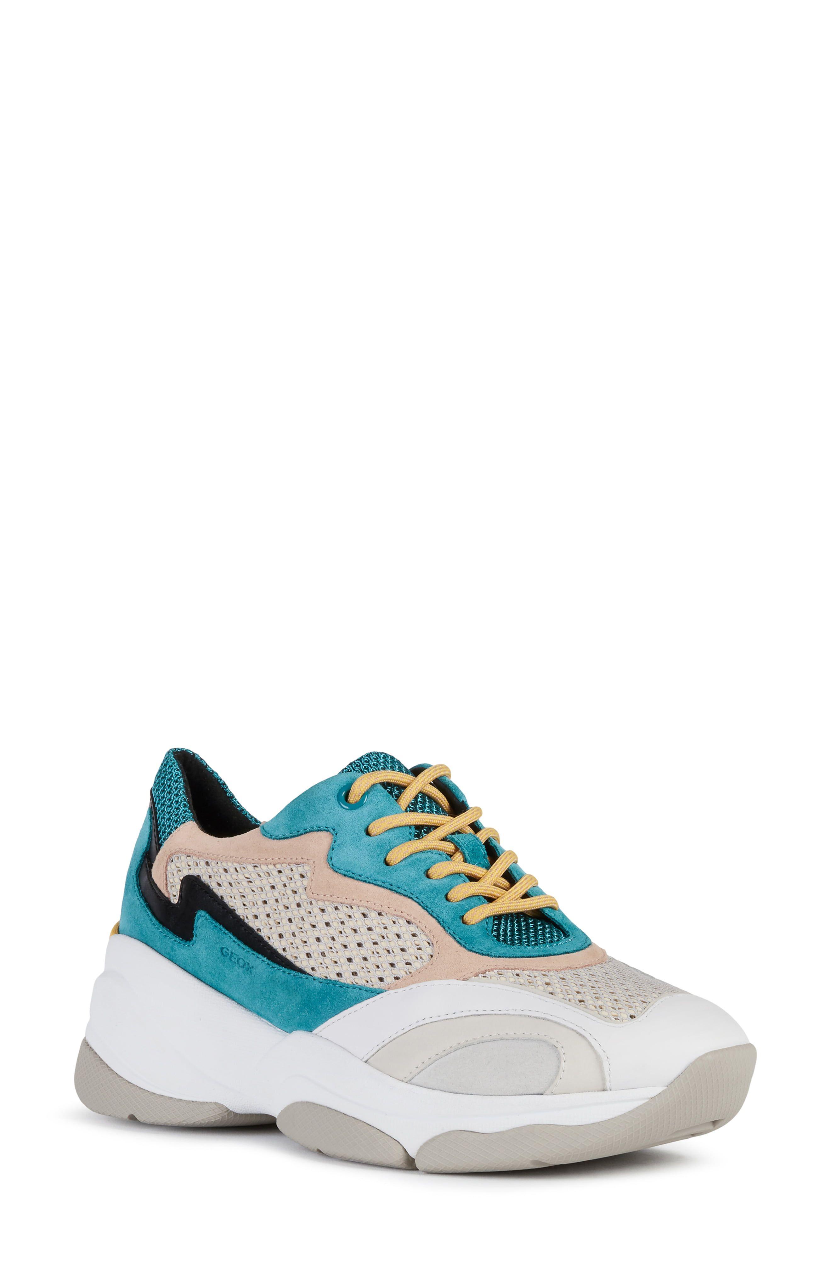Saltar salud Alaska  Geox Kirya Sneaker (Women)   Nordstrom in 2020   Womens sneakers, Sneakers,  Hiking shoes women