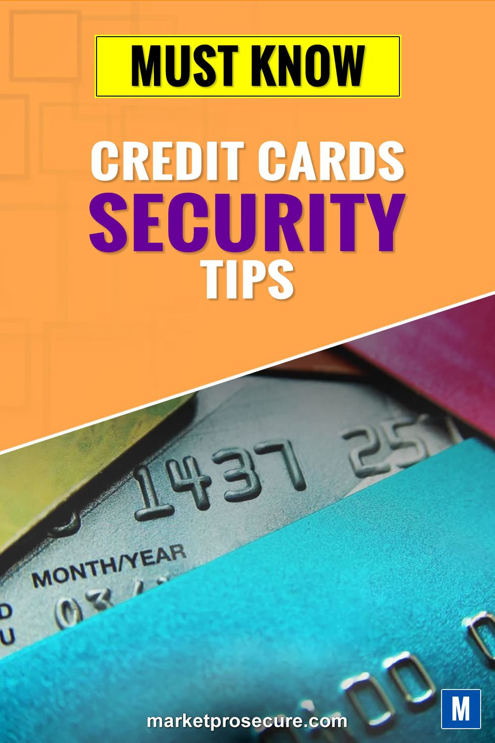 Credit Cards Security Tips in 2020 Security tips, Credit