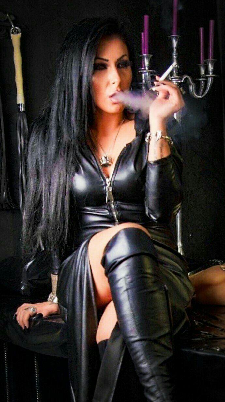 Smoking Fetish Big Tits