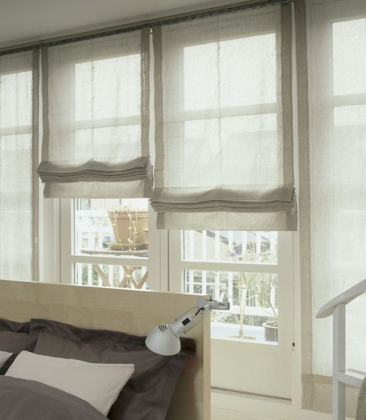 Roman Shades Werenu0027t Built In A Day   Tricks Of The Trade More