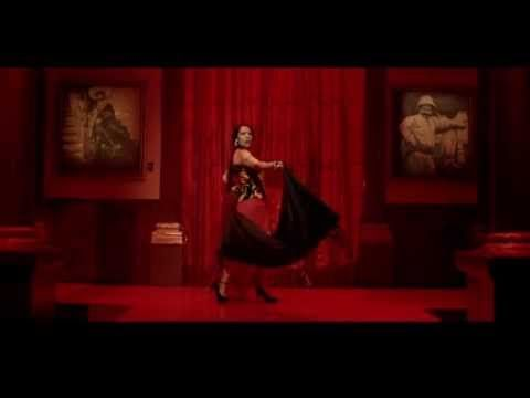 "Lila Downs ""Cielo Rojo"" for the film 'El Mariachi Gringo'"