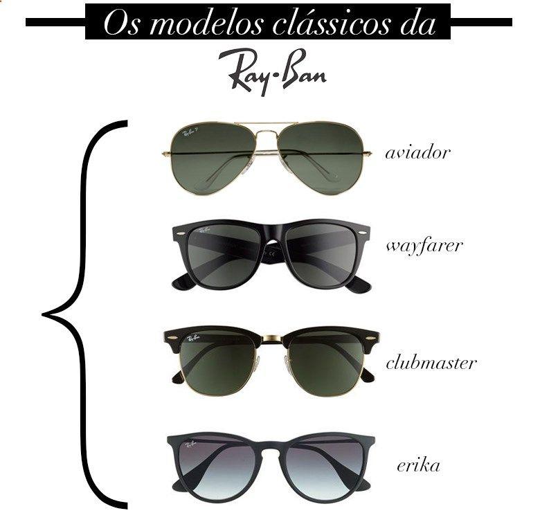 e859653f4 Estilo Meu - Consultoria de Imagem rayban - ray ban / sunglass - óculos de  sol