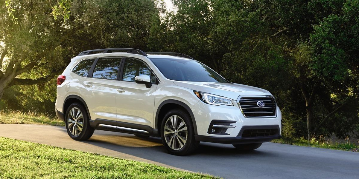 The 2021 Subaru Ascent is the excellent looking