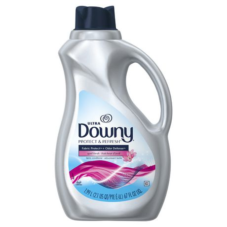 Ultra Downy Protect Refresh April Fresh Fabric Conditioner