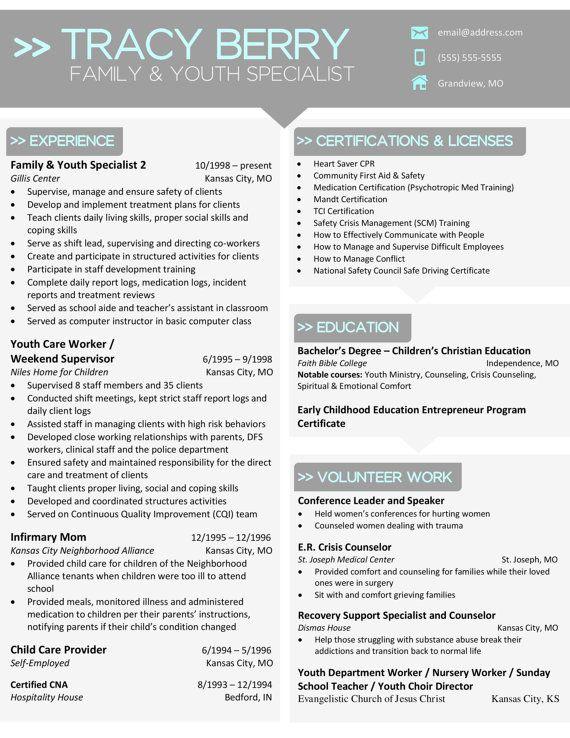 Bold Tailored Resume Etsy Medical Resume Resume Folder Resume Skills