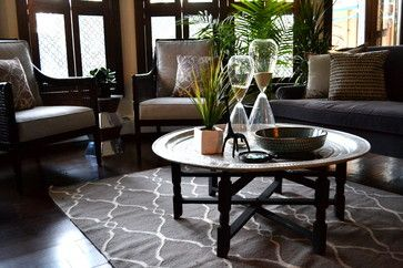 Moroccan Living Room Design Ideas, Pictures, Remodel and Decor
