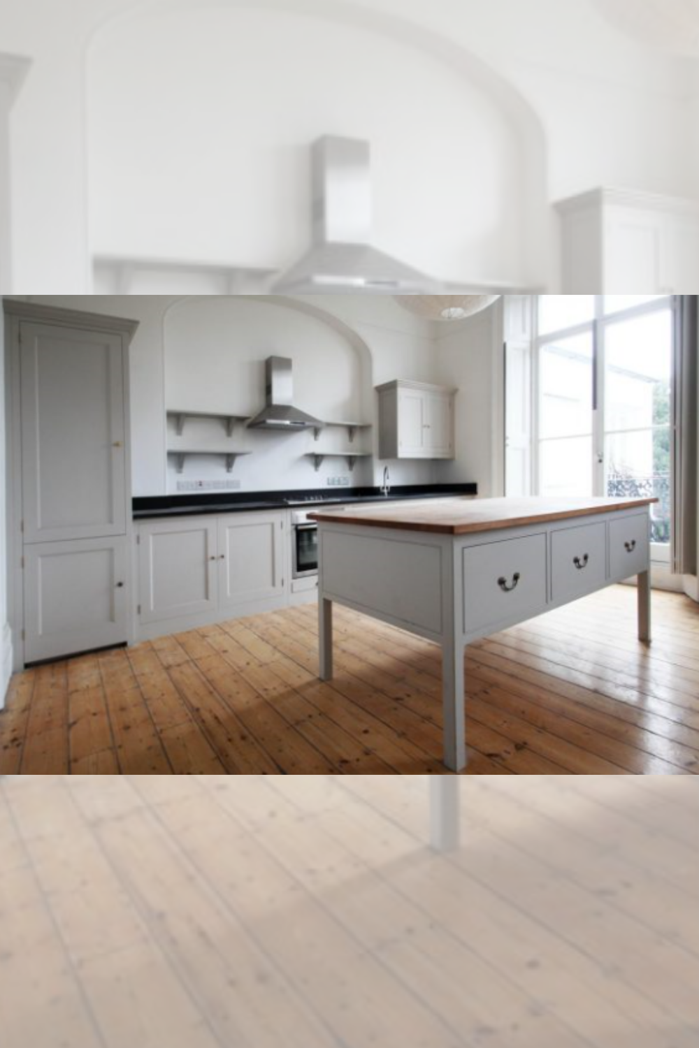 Approved Used Kitchen, Plain English Shaker, London in