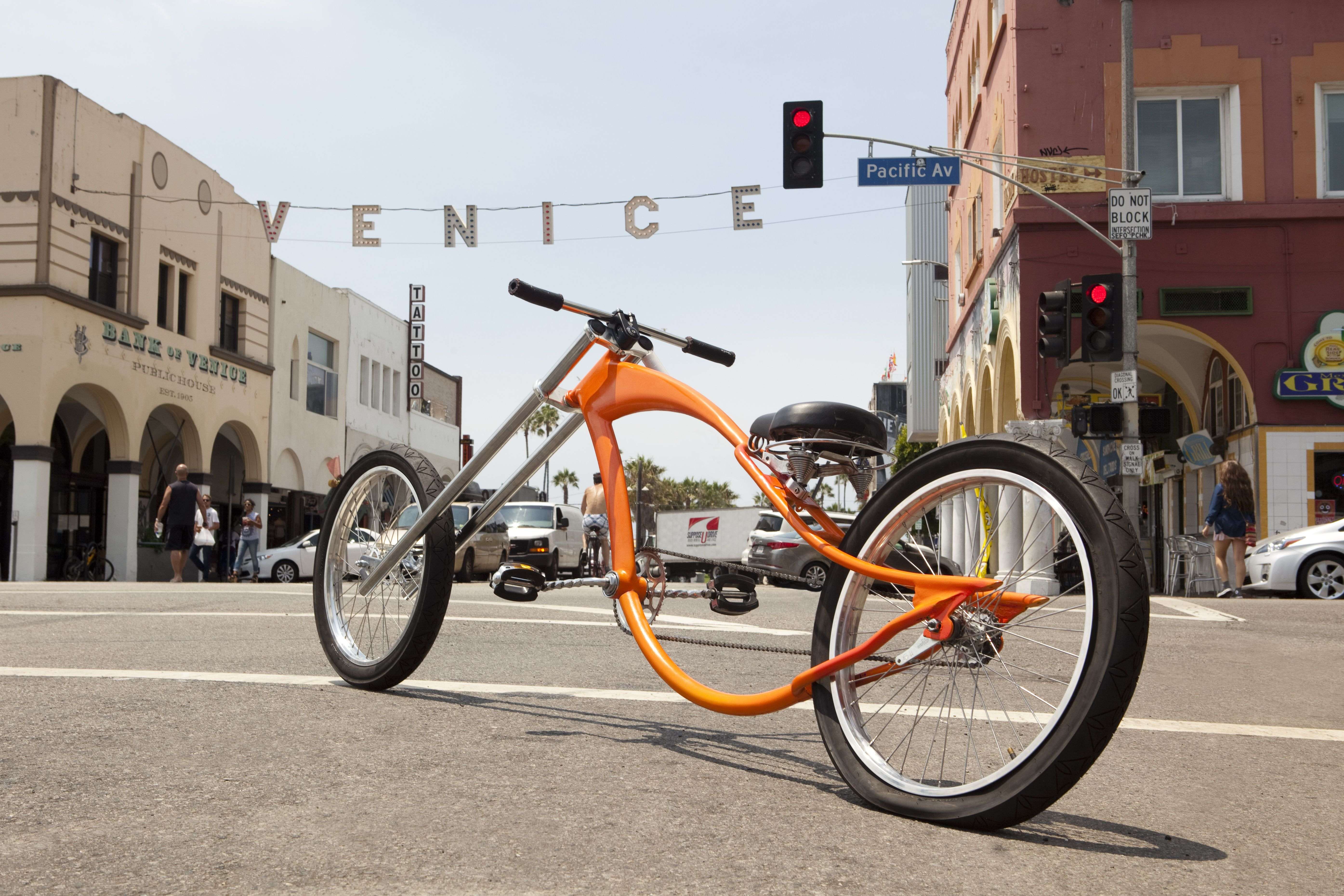 Venice Beach Bicycle Al The Best Beaches In World