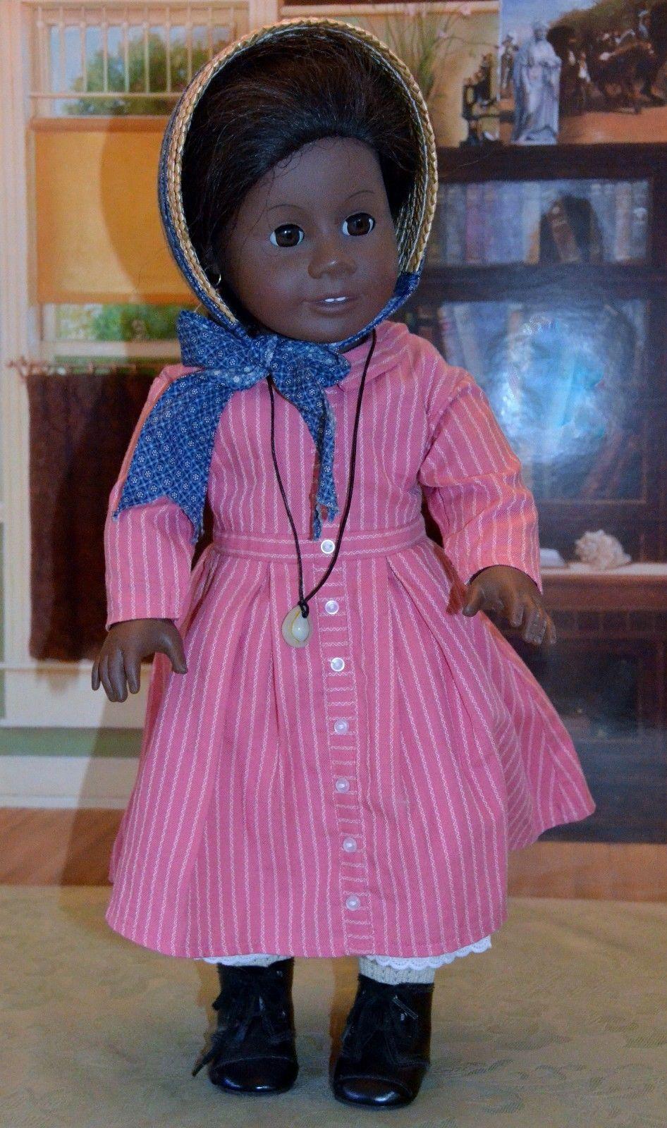 American girl addy walker doll pleasant company meet oufit