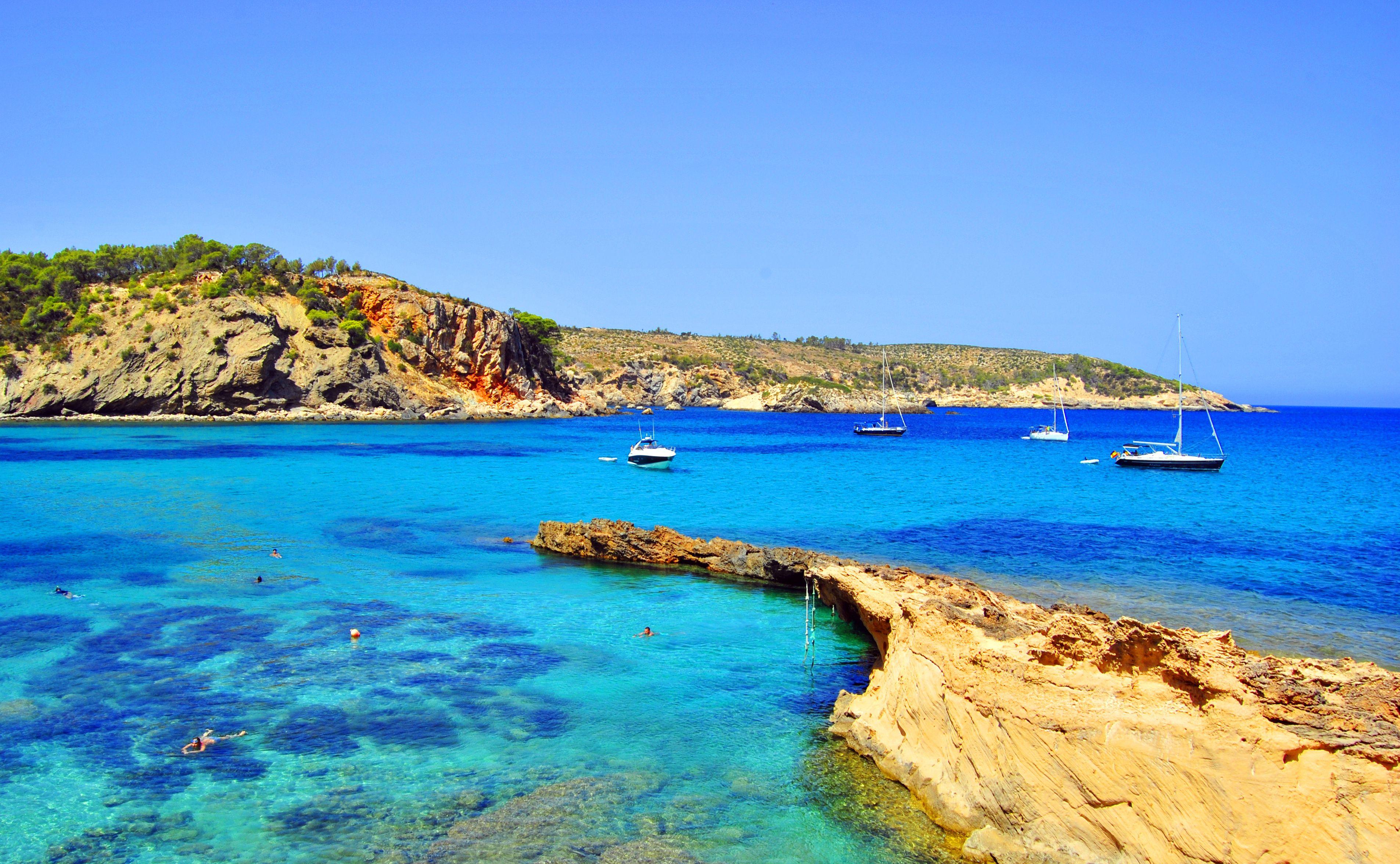 Sailing In Ibiza Ibiza Beach Sailing Holidays Beach Getaways