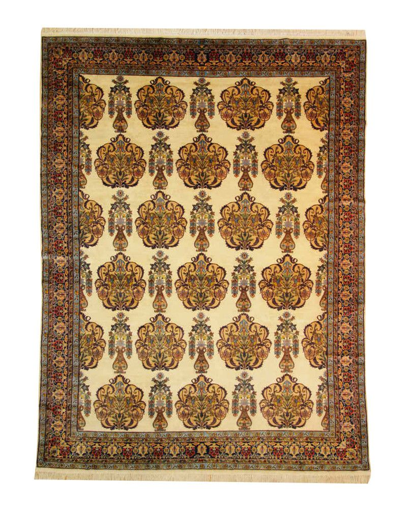 9' 4 x 12' 6 Contemporary Hand Knotted Rug