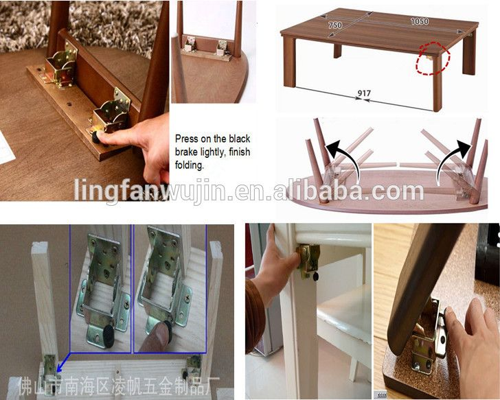 Cheap Hinges For Tables, Buy Quality Folding Hinge Directly From China Hinge  Hinge Suppliers: Dining Room Furniture Folding Hinges For A Table