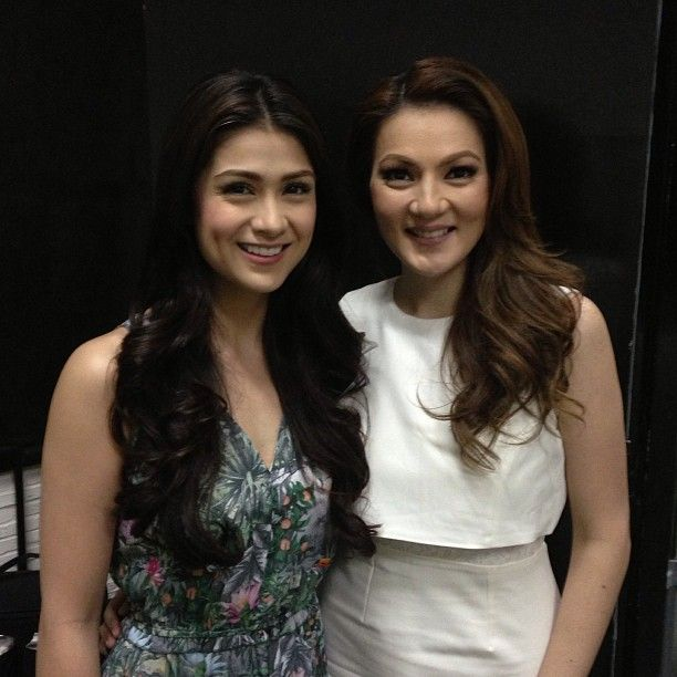 benjgabitan | One more time @Carla Angeline Carla Abellana and ms ...