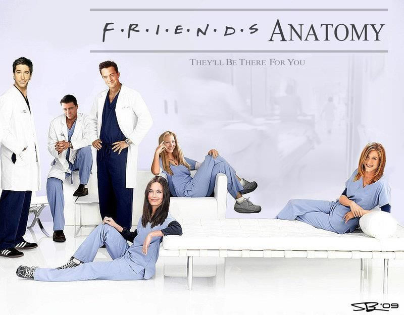 Hate Greys Anatomybut Might Watch It If They Were The Cast P