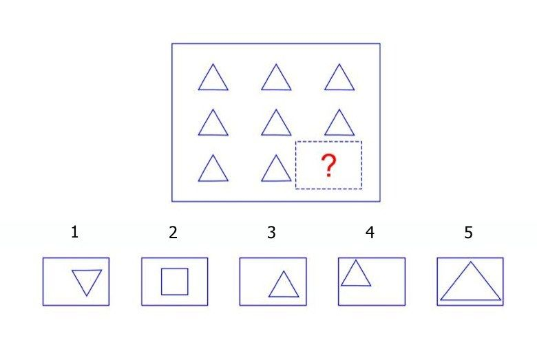 Nnat2 Kindergarten Level A Parent Tell Your Child This Look At This Puzzle Point To The Empty Box And Say Nnat2 Cogat Critical Thinking Activities