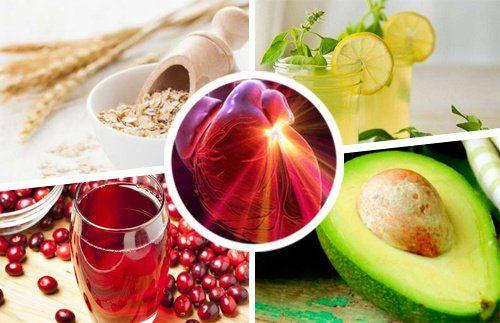 Con estos Alimentos, Ganarás la Batalla Contra un Ataque al Corazón.