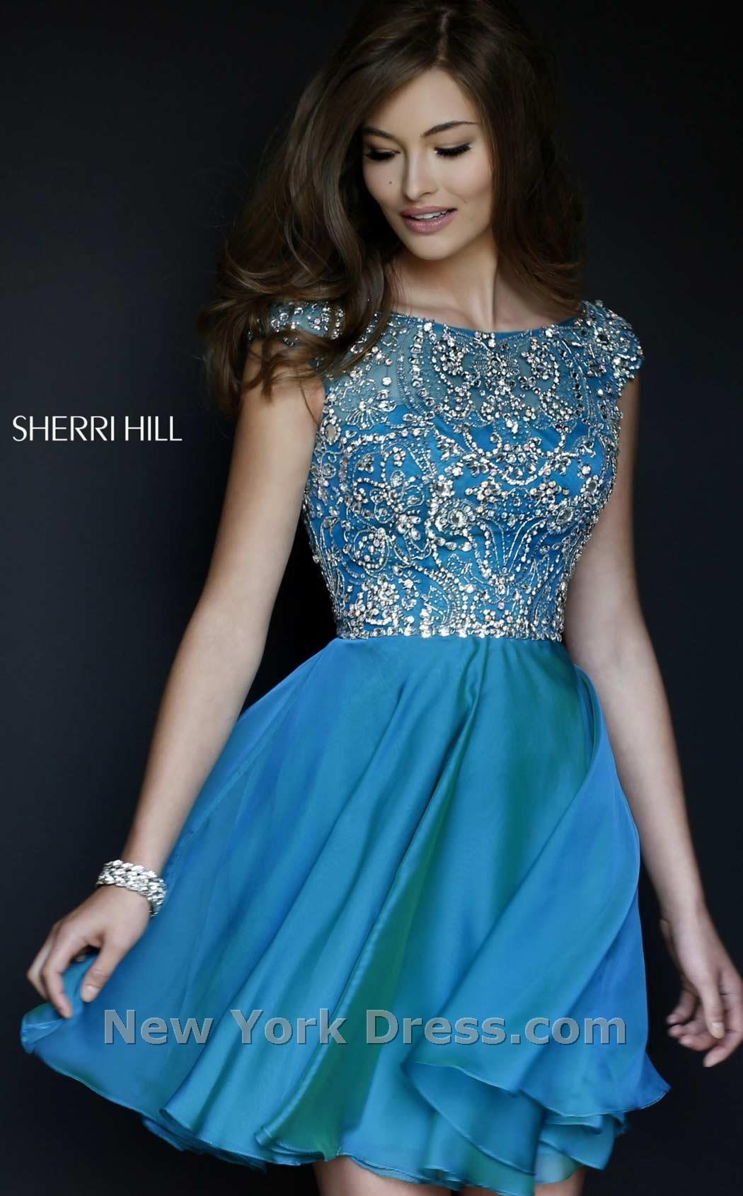 Sherri Hill 32320. Sherri Hill 32320 Short Dresses ... 2e96834fe