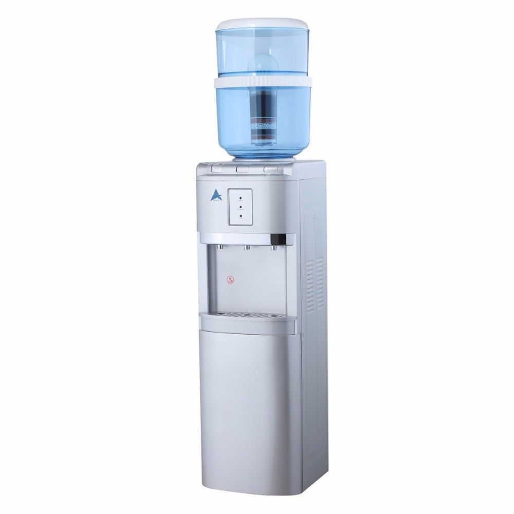 Aimex Water Water Cooler Dispenser Standing 8 Stage Filter Purifier 20l Silver 600182940028 Ebay Water Coolers Shower Water Filter Shower Filter