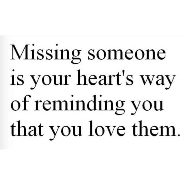 Missing someone. Tíalovesyou | Quotes, Goodbye quotes ...