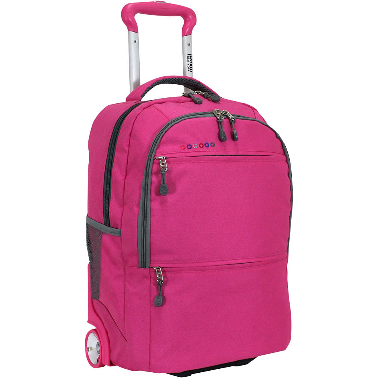 Buy the J World New York Walkway Rolling Backpack at eBags ...