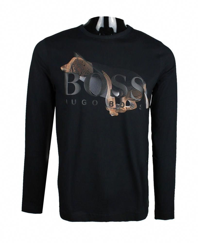 e759a08f New Hugo Boss T-Shirt TOGN CNY 50378706 Black s xl 2xl #HUGOBOSS ...