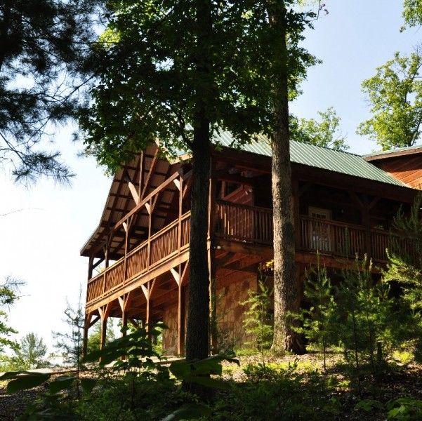 MOUNTAIN BREEZE 2 Bedroom Cabin In Gatlinburg, TN Good View *****