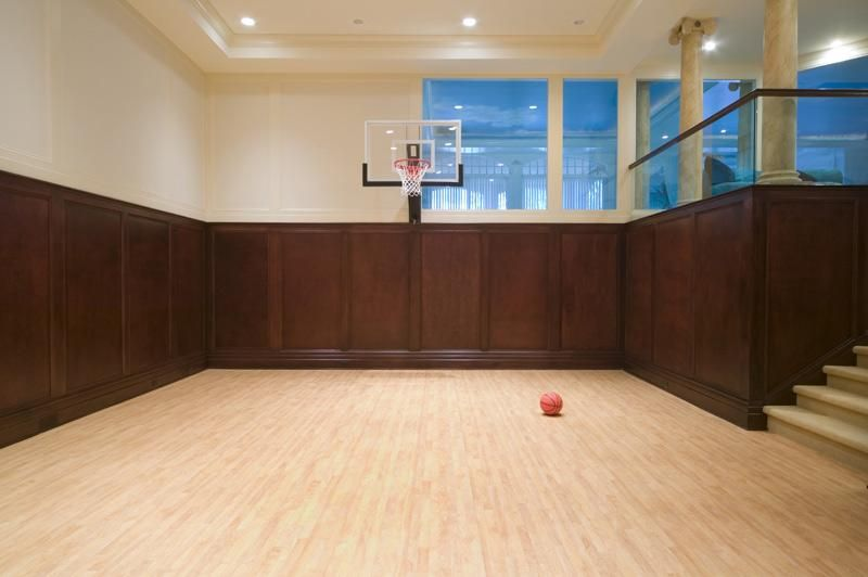 Small Basketball Court