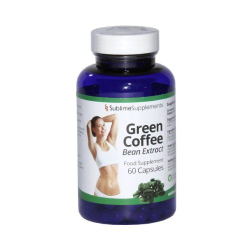 Green coffee weight management supplement photo 4
