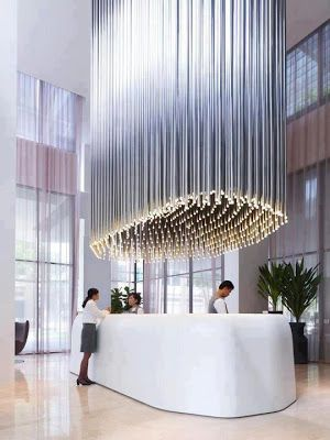 A hotel reception in Singapore | You Must Check This Out