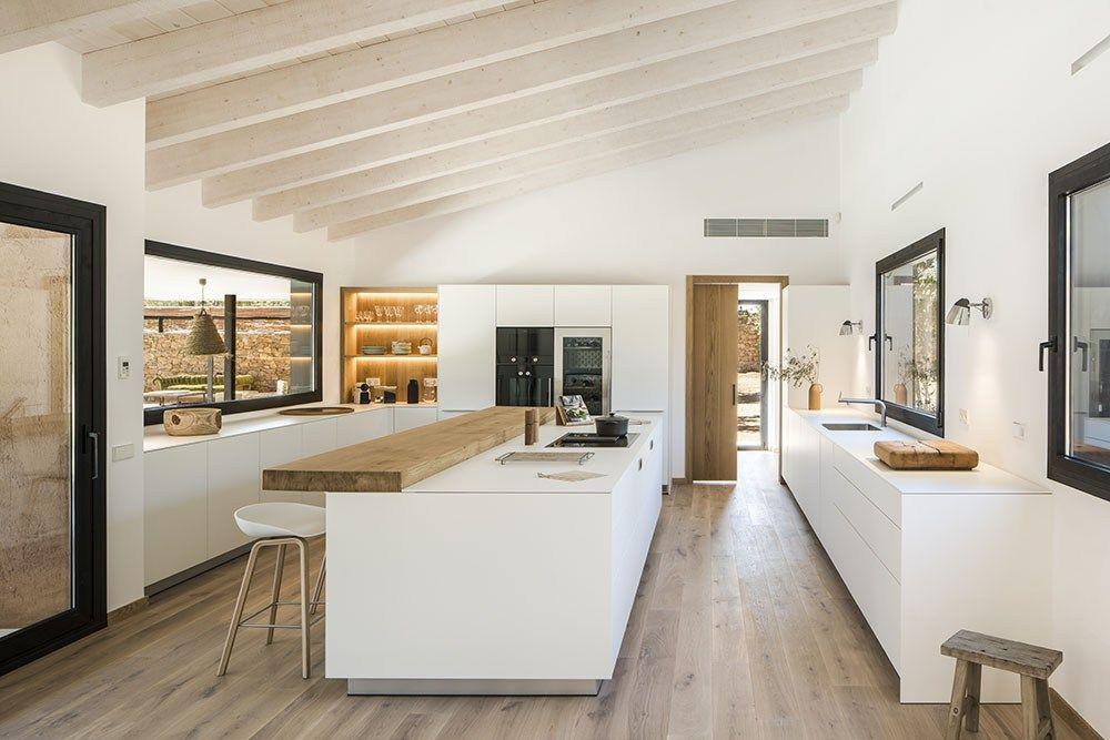 moldura ventana sin jamba Atico Pinterest Ventana, Casas y Cocinas - como disear una cocina