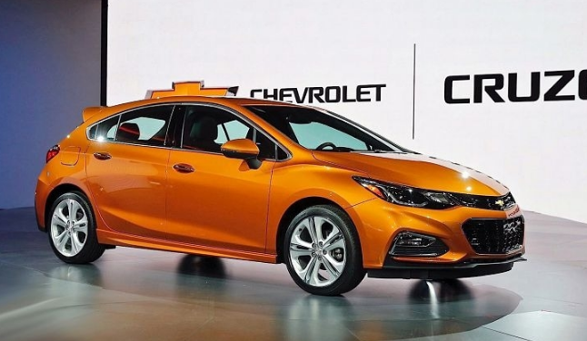 2020 Chevrolet Cruze Hatchback Price Concept Redesign