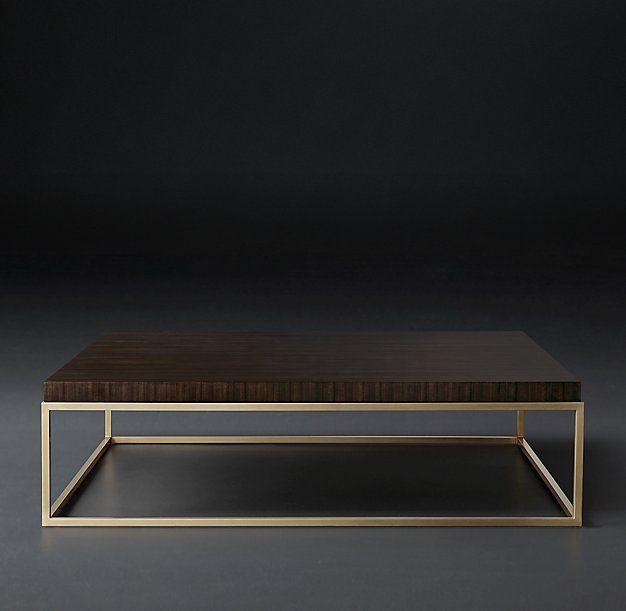 Nicholas Square Coffee Table 32 Inch