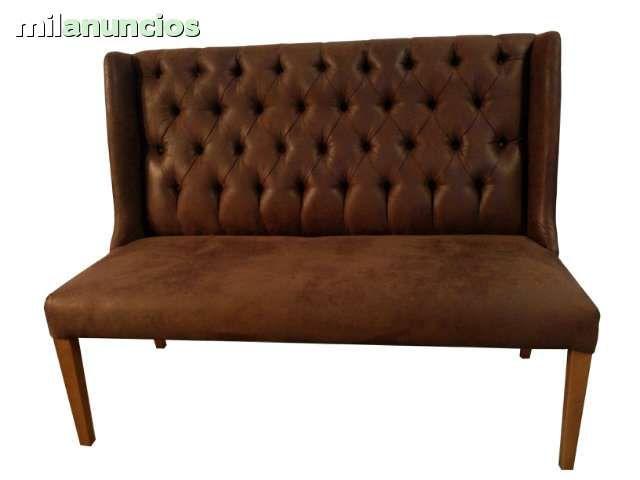 MIL ANUNCIOS.COM - Confortable banco estilo vintage sofa ...