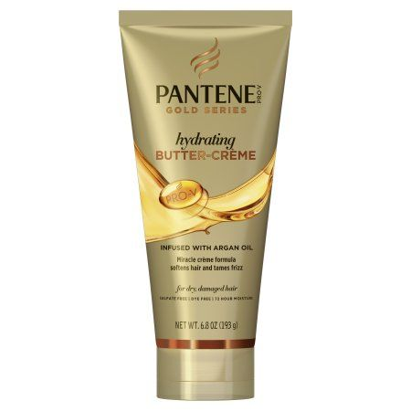 Gold Series from Pantene Butter Cream, Hydrating Sulfate Free, 6.8 oz   Walmart.com Gallery