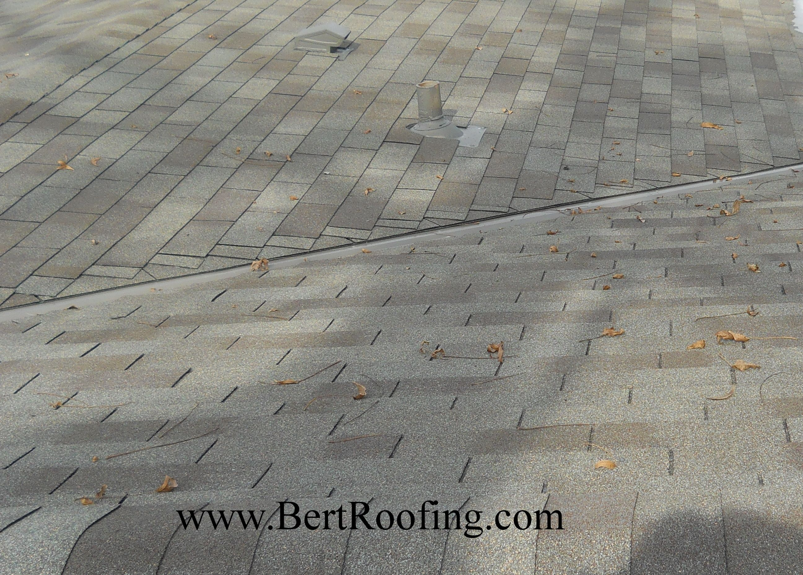 Certainteed Xt 30 3 Tab Composition Shingle Color Weathered Wood W Metal In The Valley Installed By Bert Roofin Roofing Composition Shingles Certainteed