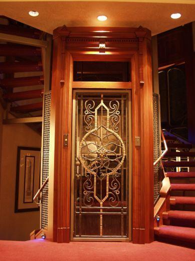Image gallery luxury elevator for Luxury elevator