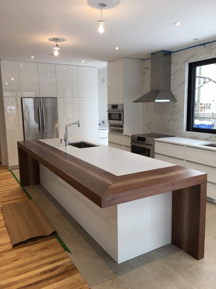 Inspirate con nosotros cocinas modernas contactanos for Planos cocinas modernas