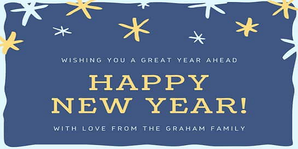 70 Happy New Year Greeting Cards 2019 Happy New Year Greetings