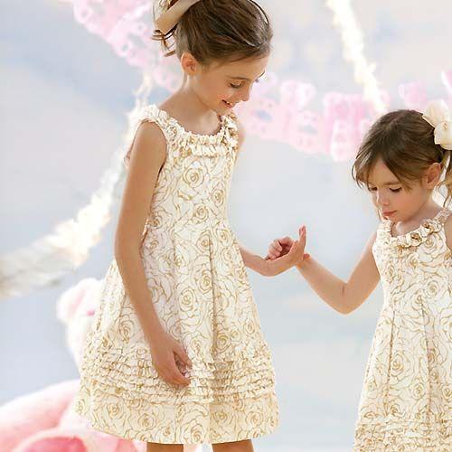 Corte ingles vestidos de fiesta nina