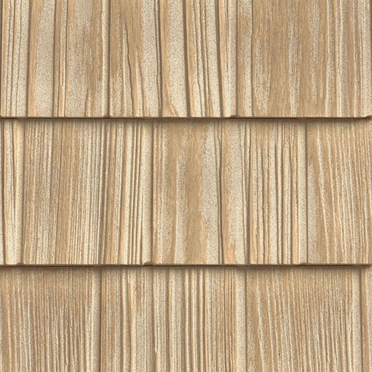 10 Inch W X 62 1 2 Inch L Exposure Vinyl Staggered Shakes 23 Panels Ctn 100 Sq Feet 202 Oceanside Cedar Shake Siding Shake Siding Cedar Shakes