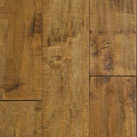 Mullican Flooring Chatelaine 5 In W Prefinished Maple 3 4 In Solid Hardwood Flooring Autumn Mullican Hardwood Flooring Mullican Flooring Maple Hardwood Floors