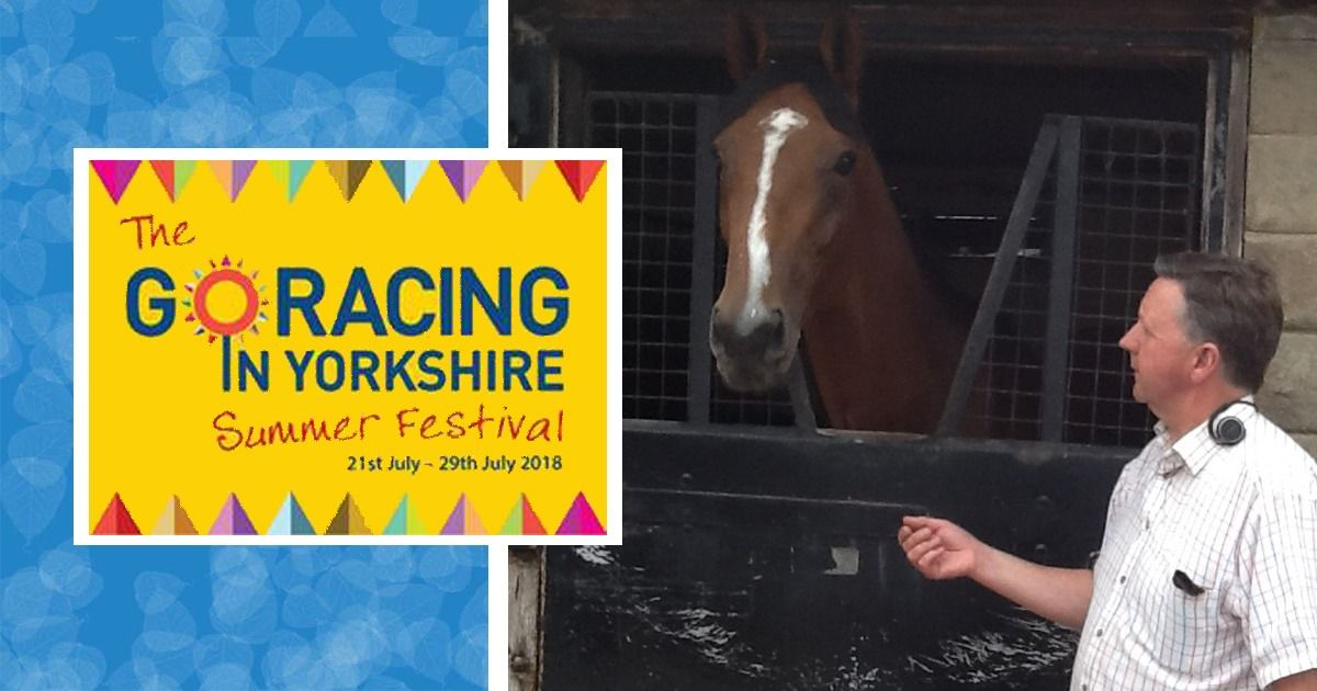 TIM EASTERBY AND THE GO RACING IN YORKSHIRE SUMMER